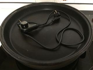 Paella electrica