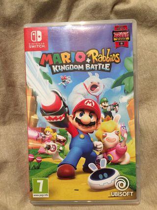 MARIO+RABBIDS para Nintendo Switch