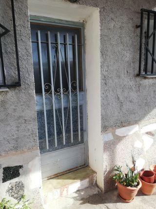 Puertas de hierro de segunda mano en valencia en wallapop for Puerta hierro segunda mano