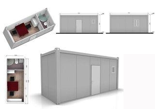 Casetas Modulares Prefabricadas