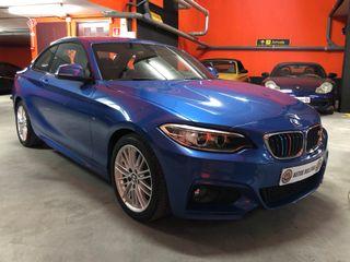 BMW Serie 218d M 2016