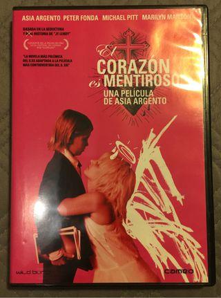 """""""CORAZÓN MENTIROSO"""" dvd por 5€!"""
