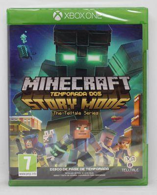 Minecraft Story Mode Temporada 2 ONE nuevo