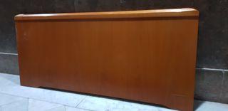 cabezal de madera