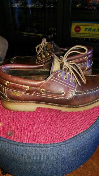 zapato nautico camper,n 42