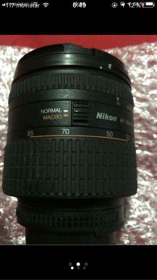 Objetivo af nikkor 24-85mm