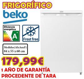 Congelador vertical Beko Frost Free