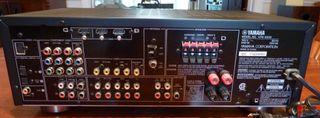 Decodificador Yamaha HTR 6230 A/V Receiver 5.1