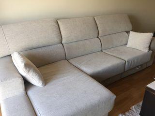 Sofá chaiselongues