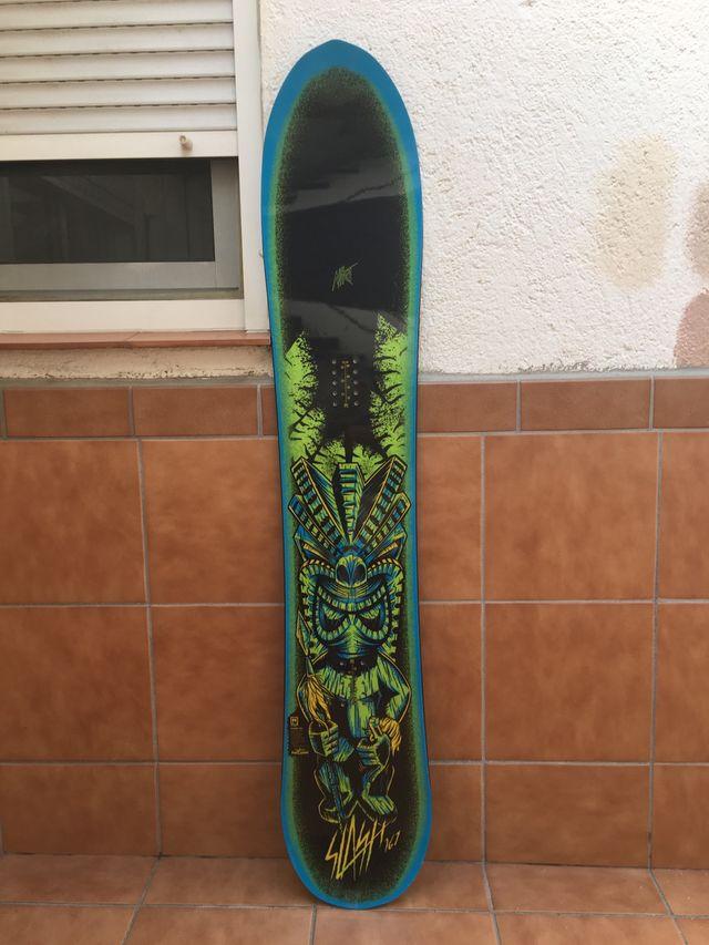 Snowboard Nitro Slash 161 2014 / 2015 de segunda mano por 270 € en