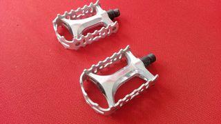 Pedales MTB metalicos