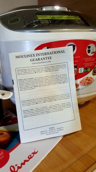 Olla Cocción Moulinex Maxichef Advanced