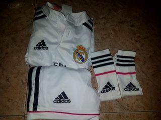 REBAJADO!! Equipacion Real Madrid Bebe