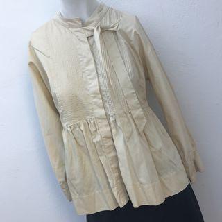 HOSS INTROPIA delicia beig talla 38 blusa