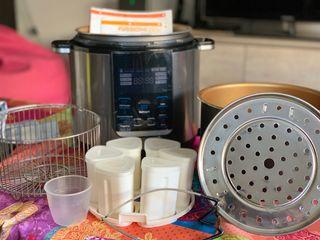 Robot de cocina touchpro