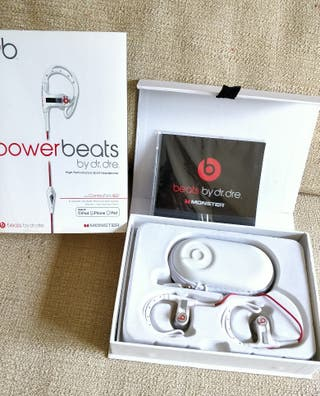 auriculares powerbeats dr.dre.