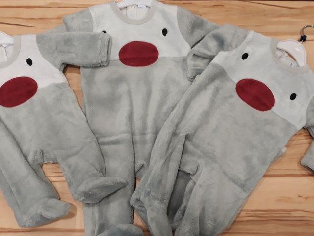 23e2e409ff Pijamas Polar Bebé de segunda mano por 8 € en Terrassa en WALLAPOP