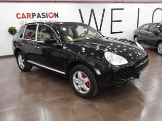 PORSCHE CAYENNE TURBO 4.5 450CV FULL