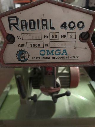 Radial para madera