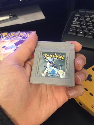 Pokemon Plata GameBoy