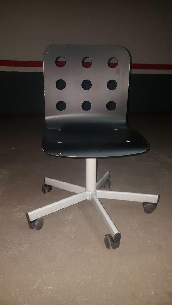 Silla Oficina Ikea De Segunda Mano Por 25 En Madrid En Wallapop