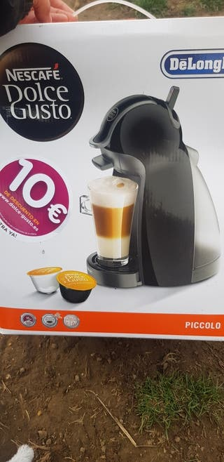 cafetera dolce gustó.