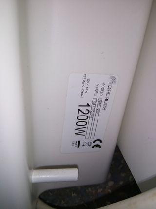 emisor termico bajo consumo