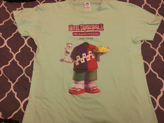 Camiseta merchandising Hotel Transylvania 2018