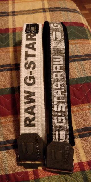 cinturones gstar raw