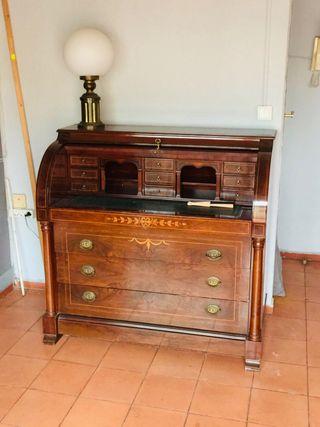 Escritorio bureau de madera