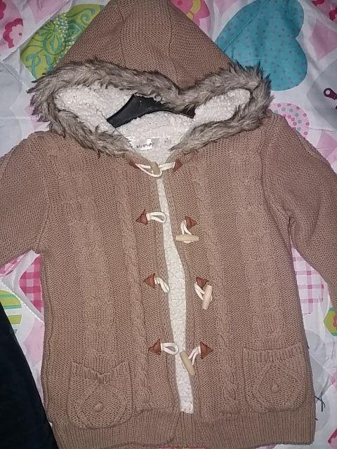 8da027a25 Abrigo okaidi y chaqueta de regalo de segunda mano por 20 € en ...
