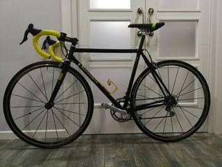 Bicicleta carretera vintage competicion
