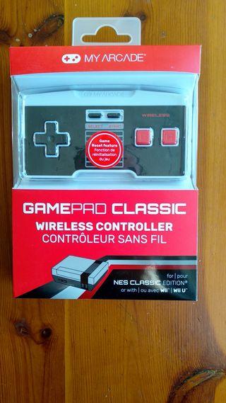 Mando inalámbrico Nintendo Mini NES