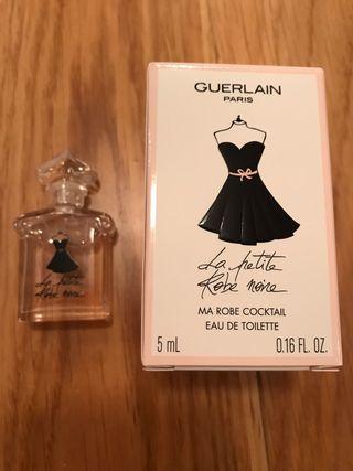 Miniature parfum la petite robe noire collector