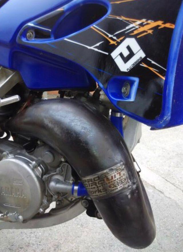 Yamaha Yz 125cc 2010
