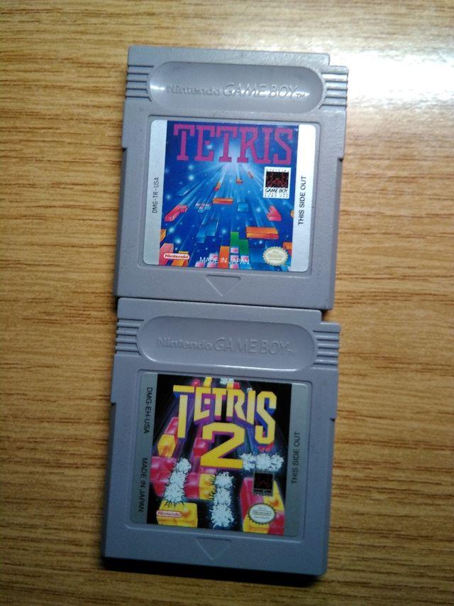 Pack Juegos Tetris Para Nintendo Gameboy De Segunda Mano Por 9 5
