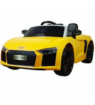 Audi R8 Spyder Sport | Coche eléctrico niño