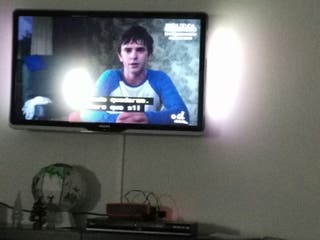 Televisor Phillips 37 pulgadas Ambilight