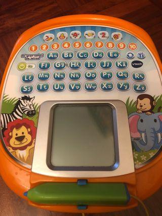 Tablet niños 3-6 años