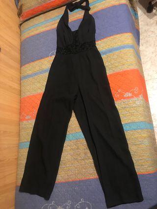 Mono de vestir negro