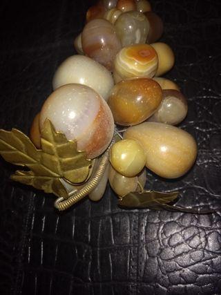 Racimo de uvas Alabastro , antiguas