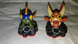skylanders trap team mini tecnologia