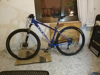 "bicicleta mountain bike GT Karakoram talla S, 29"""