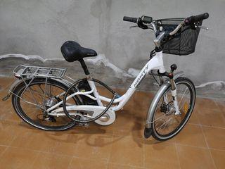 bicicleta electrica de paseo monty