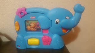 Elefante playskool.