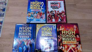 DVDs High School Musical