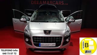 Peugeot 3008 2.0 HDi Sport Pack,150 CV.BI-XENON.CUERO.TECHO.NAVI