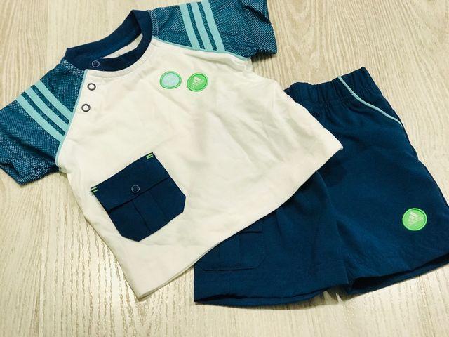 bienes de conveniencia precio inmejorable diseño distintivo Conjunto Adidas bebé 3-6 meses de segunda mano por 12 € en L ...