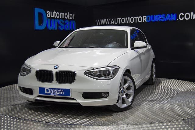 BMW 116 BMW Serie 1 116d EfficientDynamics