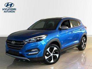 Hyundai Tucson 1.7 CRDI Kosmo BD 4x2 85 kW (115 CV)